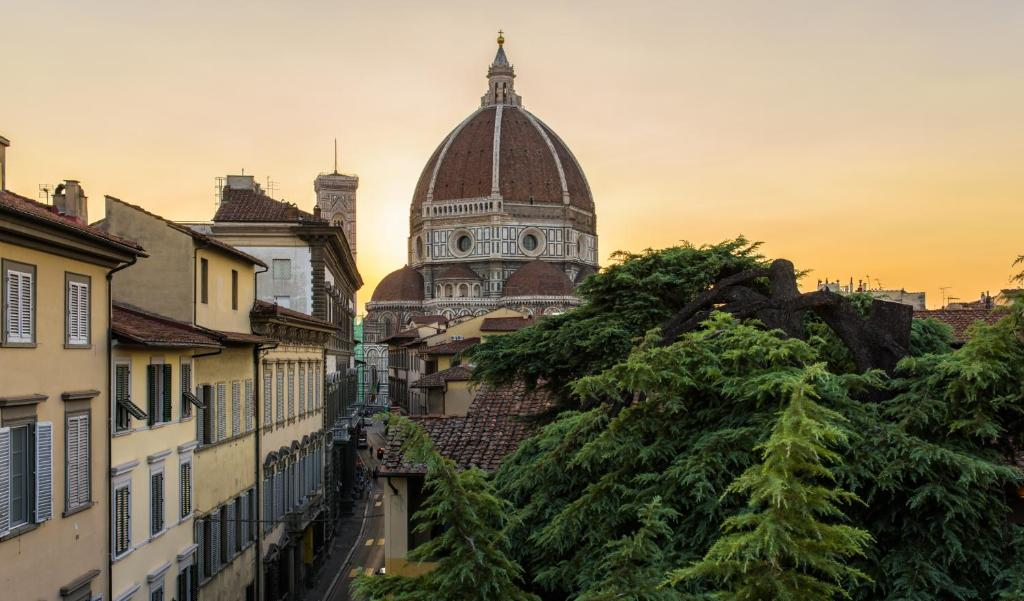 Apartment Penthouse Le Terrazze Duomo view, Florence, Italy ...