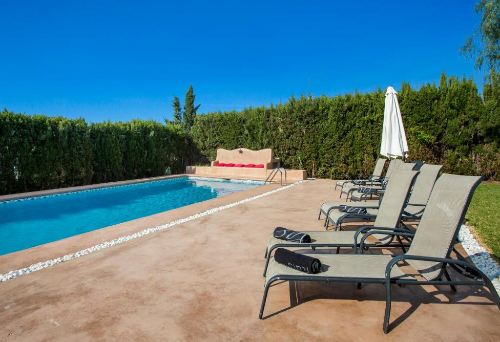 Vacation Home Santa Barbara Javea Spain Booking Com