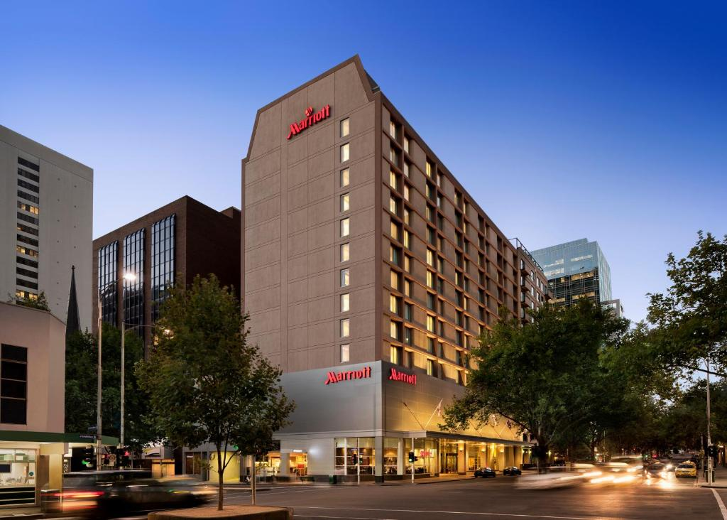 Melbourne Marriott Hotel Reserve Now Gallery Image Of This Property