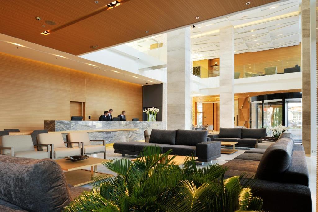 Radisson Blu Plaza Hotel Ljubljana Slovenia Deals