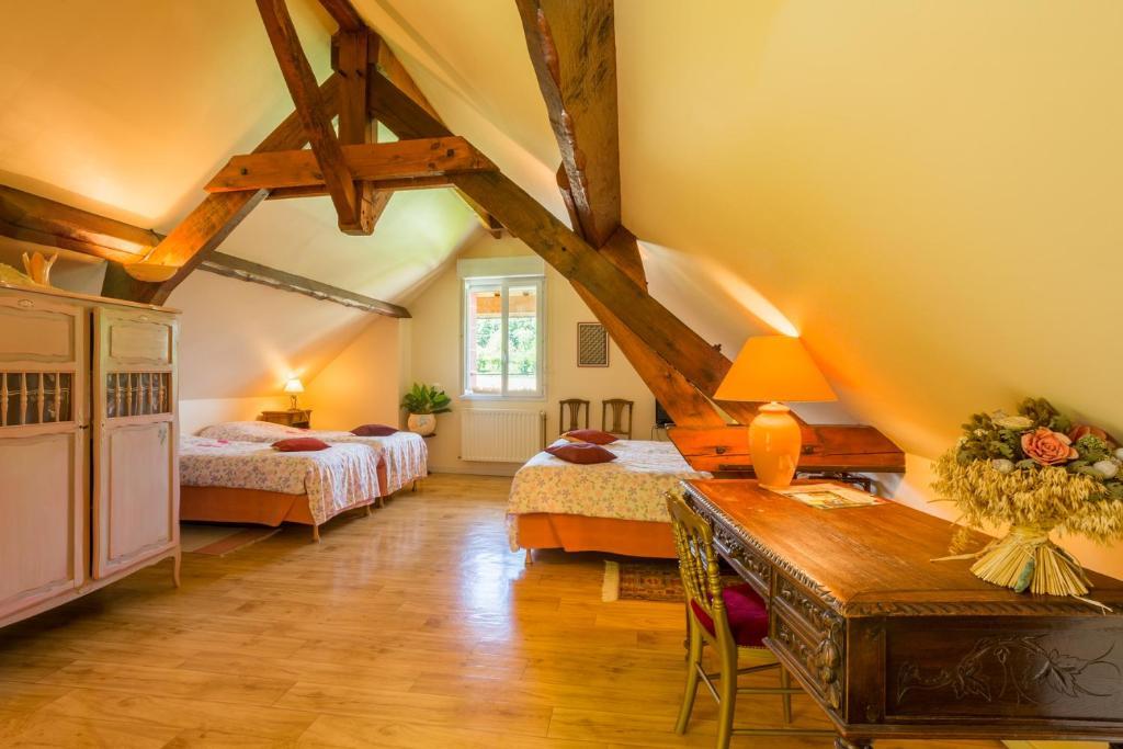 Bed and Breakfast Chambres d\'hôtes - Domaine Gigou, La Chartre-sur ...