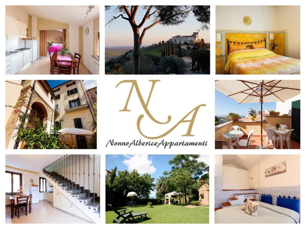 Aparthotel Nonno Alberice (Italië Rosignano Marittimo ...