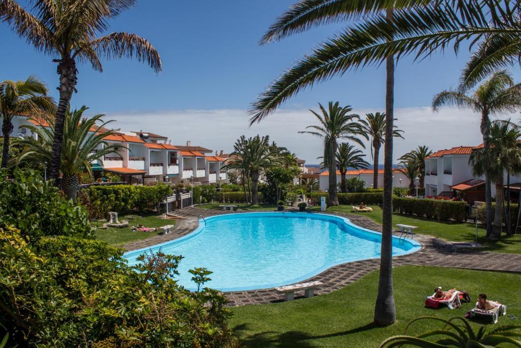 Apartments In La Rosa La Palma Island
