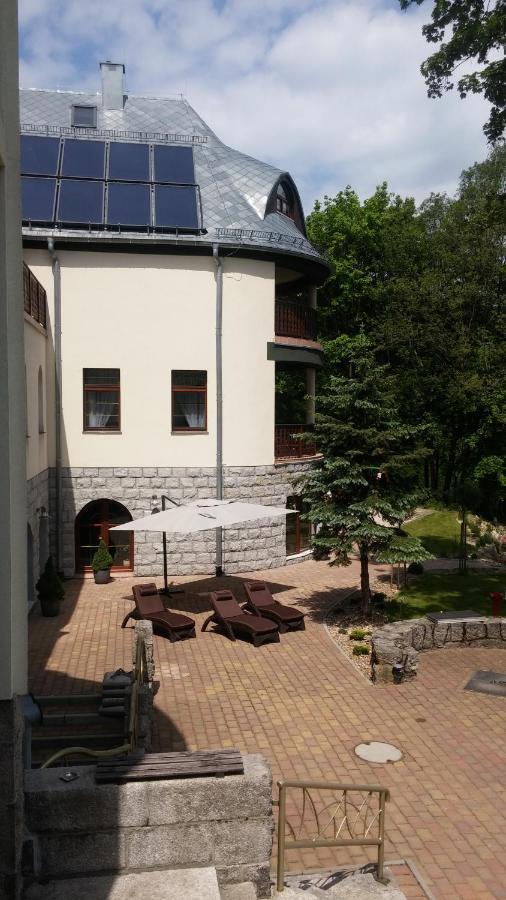 villa wernera hotel spa sklaa™ska poruba ceny aktualizovany 2018