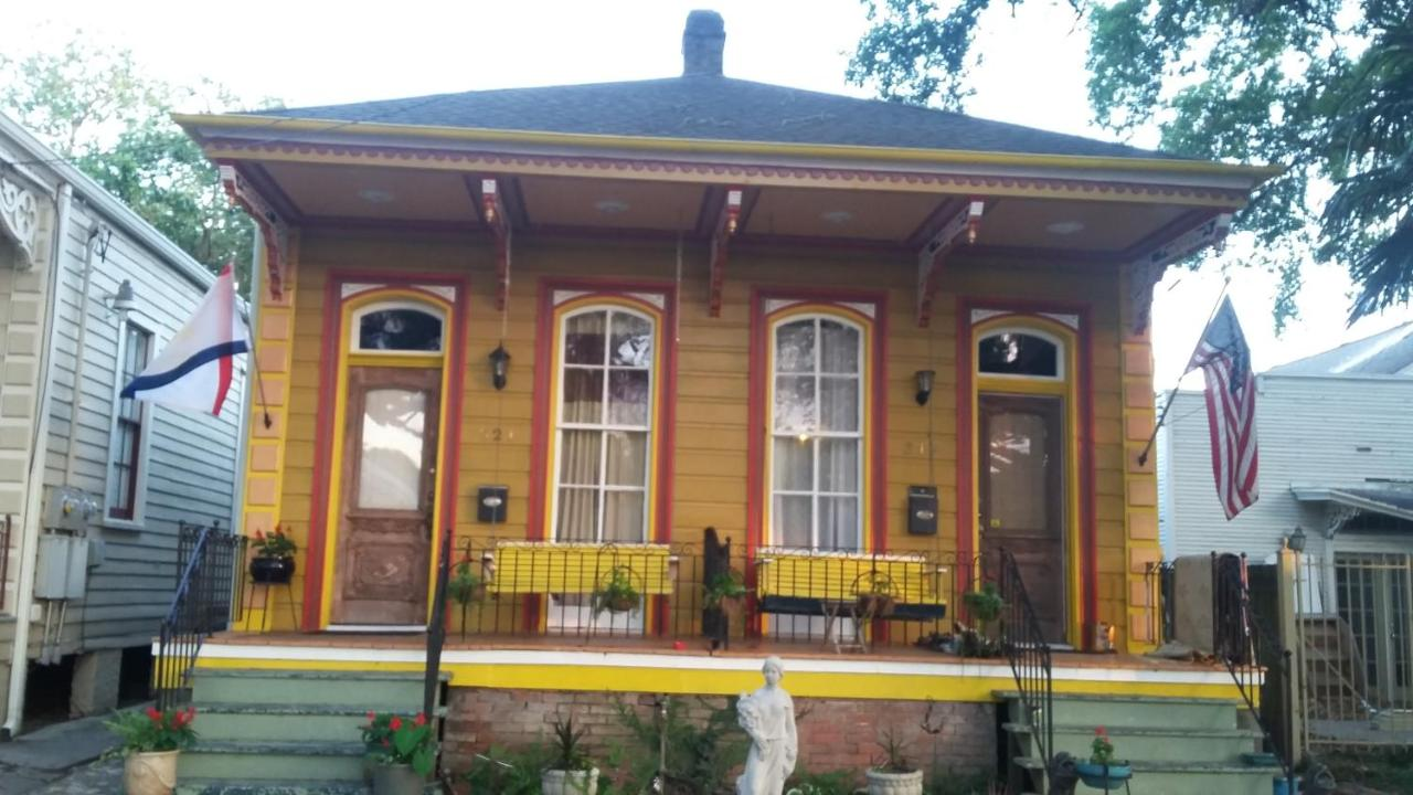 Vacation Home Creole Victorian House, New Orleans, LA - Booking.com