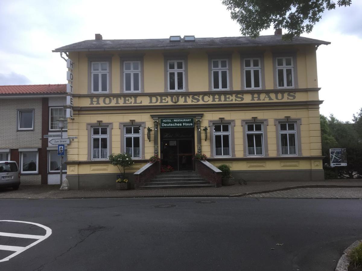 Hotel Deutsches Haus (Deutschland Cuxhaven) - Booking.com