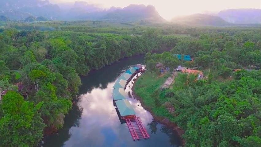 Resorts In Ban Kui Yae Kanchanaburi Province