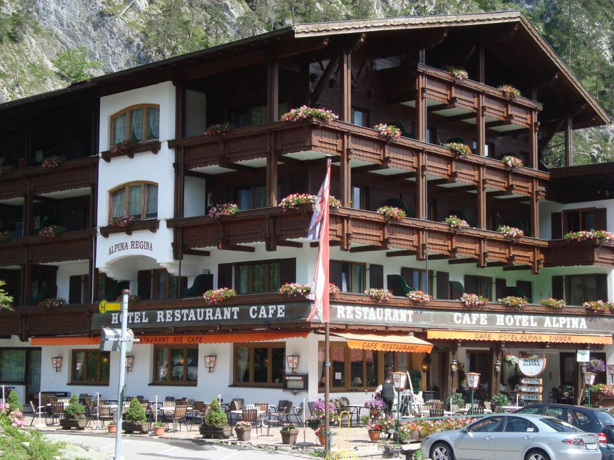 Alpina Hotel Hotel Alpina Regina Biberwier Austria Bookingcom