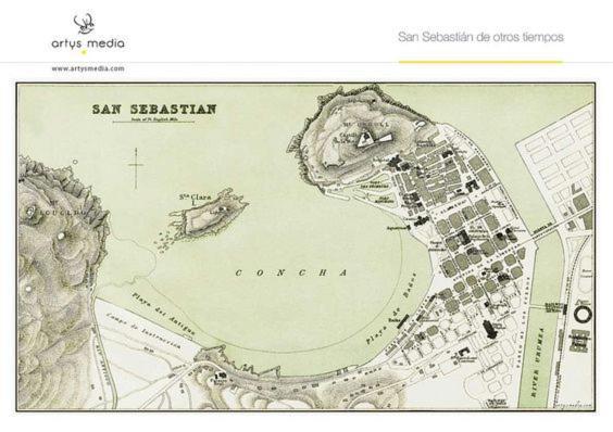 Map Of Spain Showing San Sebastian.Apartamento Kattalin San Sebastian Spain Booking Com