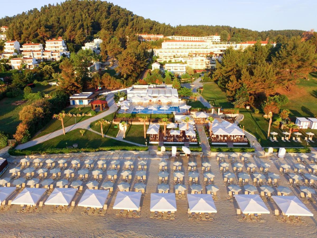 Resort Aegean Melathron Thalasso Griechenland Kallithea Chalkidiki