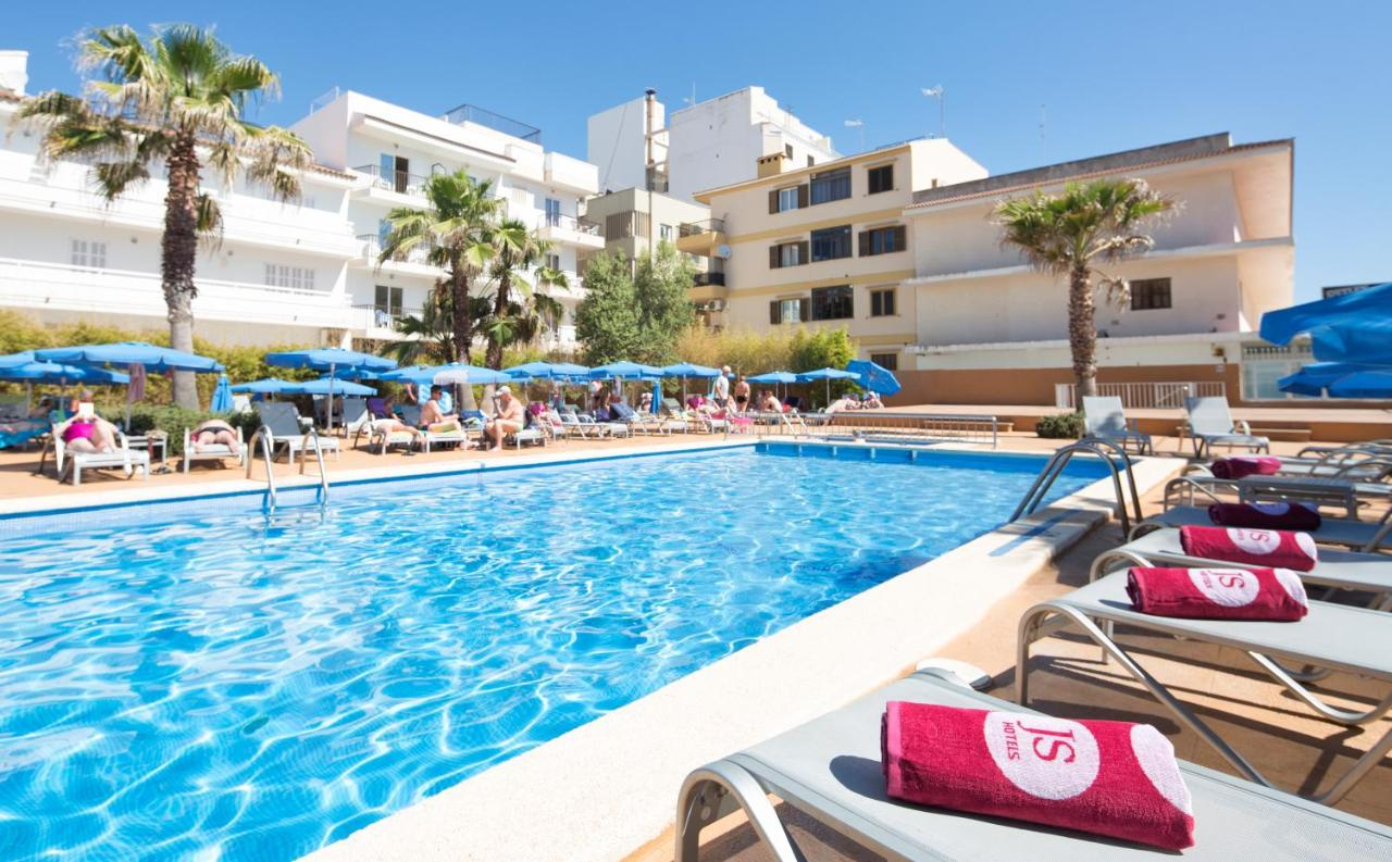 Hotels In Can Picafort Majorca