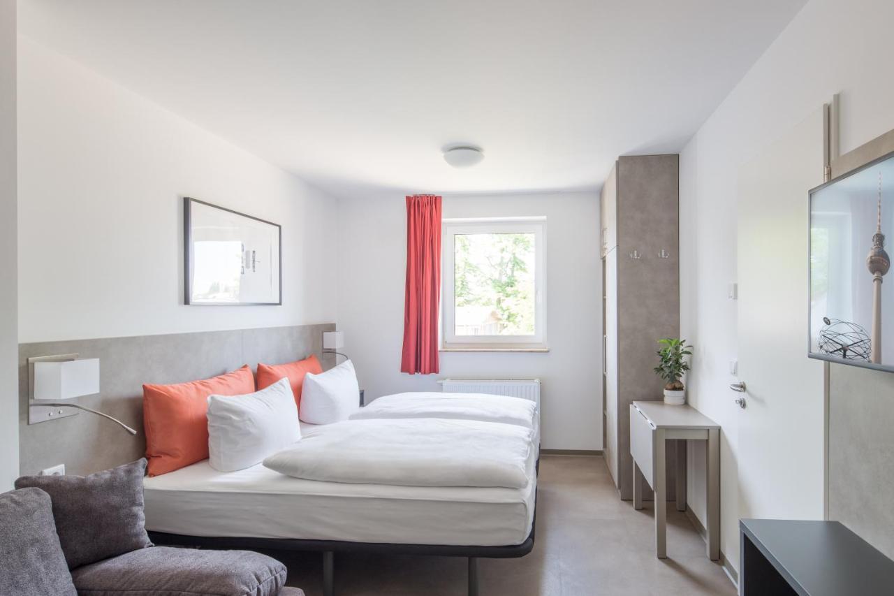 TRIO Apartment Hotel Berlin (Deutschland Berlin) - Booking.com