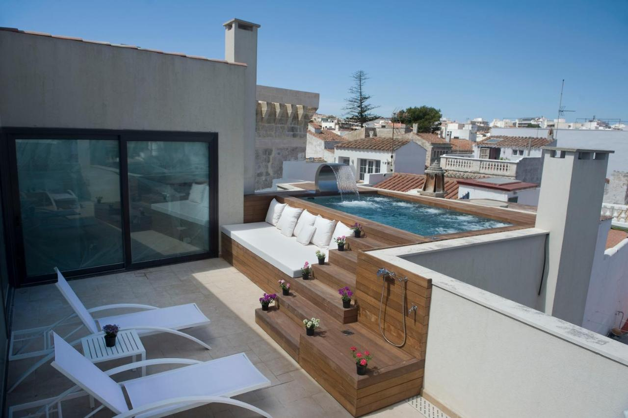 boutique hotels menorca  86