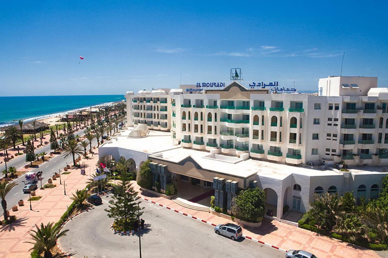 reservation hôtel el mouradi hammamet