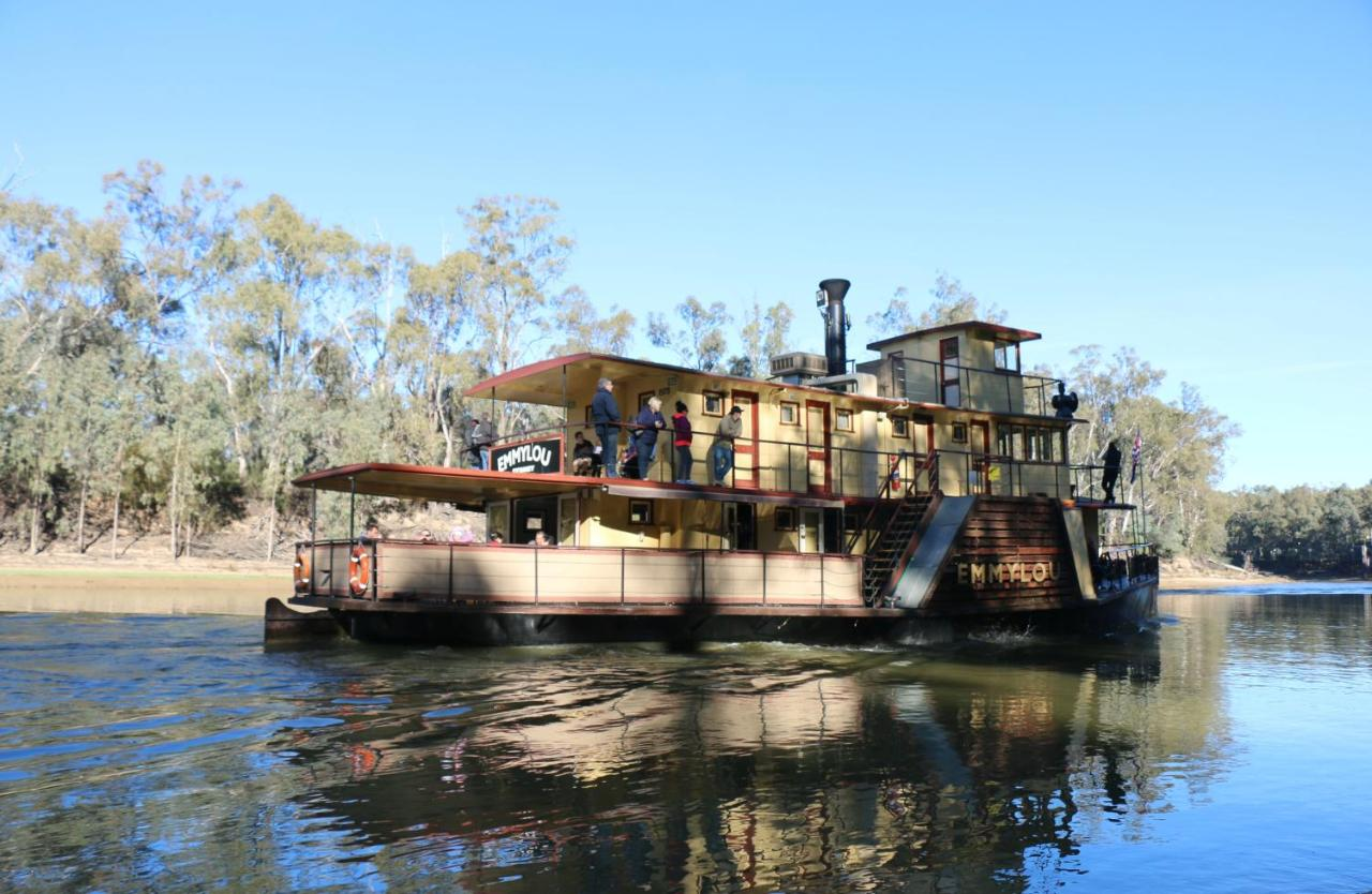 Merool Holiday Park, Echuca, Australia - Booking com