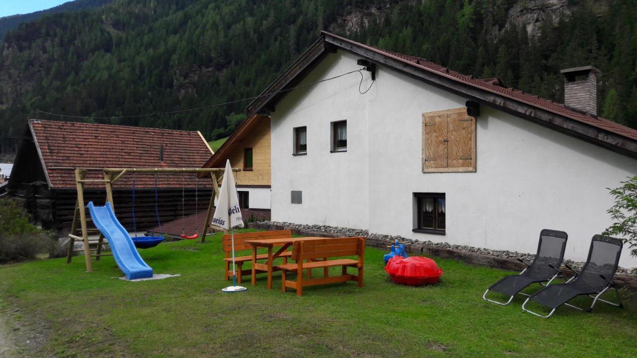 Brügglers Ferienhäuser (Österreich Sankt Leonhard im Pitztal ...