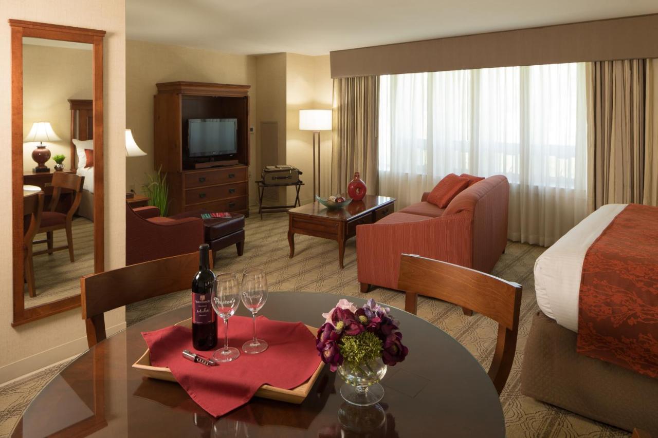 The Inn at Virginia Tech and Skelton Conference Center, Blacksburg ...