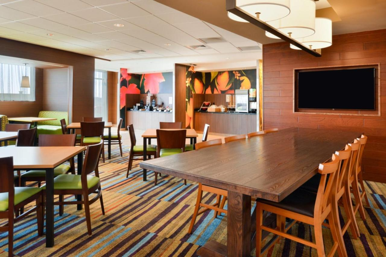 Fairfield Inn Suites By Marriott Chillicothe MO