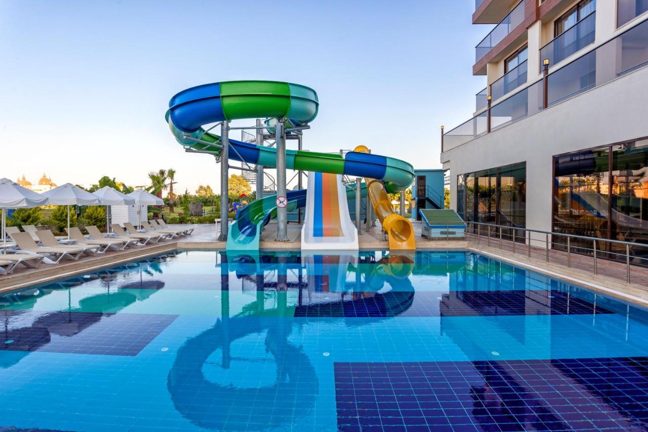Side By Side Kühlschrank Check24 : Glamour resort and spa türkei side booking