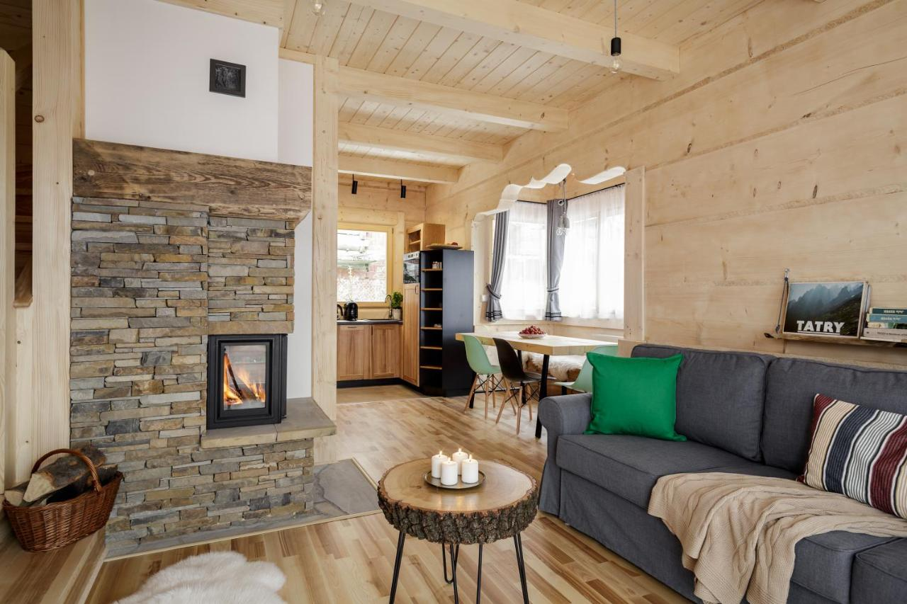 Tatra wood house chalet zakopane poland deals