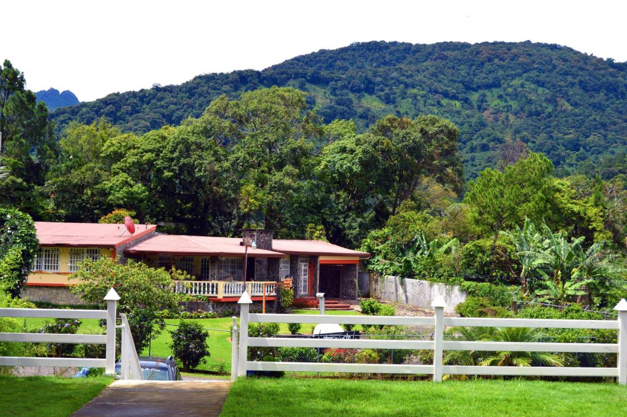 Bed And Breakfasts In Los Mameyes Chiriqui
