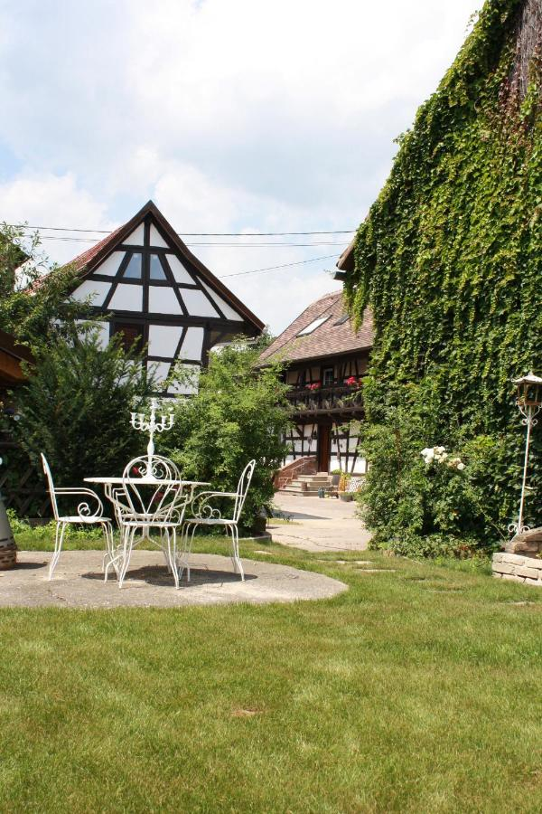 Bed And Breakfasts In Oberhausbergen Alsace