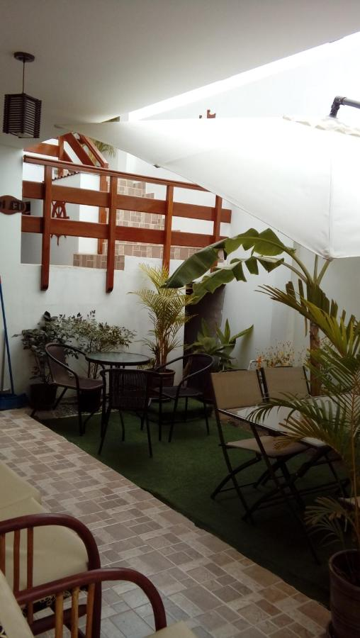 Guest Houses In Paracas Ica