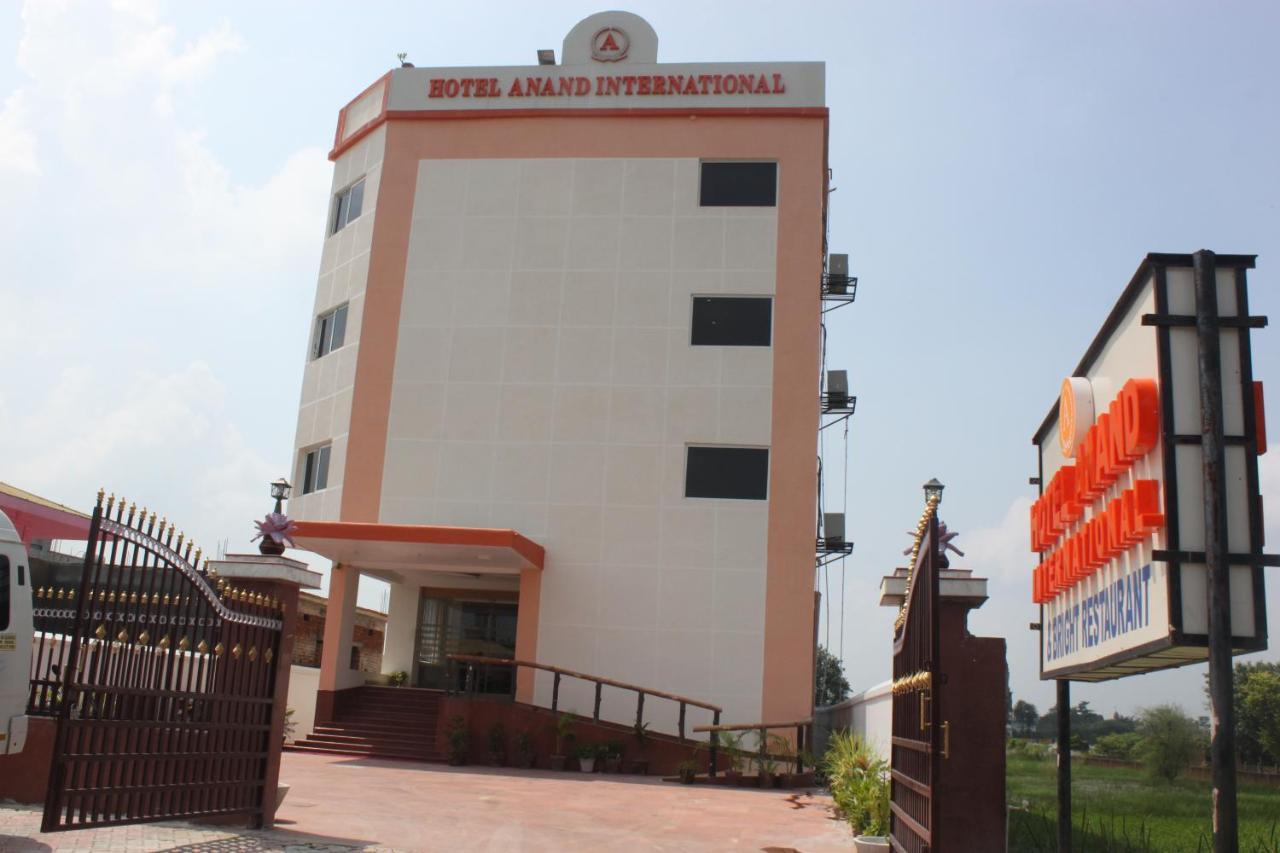 Aanand Hotel Hotel Anand International Bodh Gaya India Bookingcom
