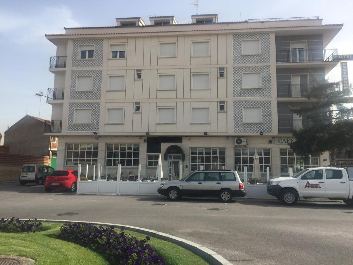 Hotels In Veganzones Castile And Leon