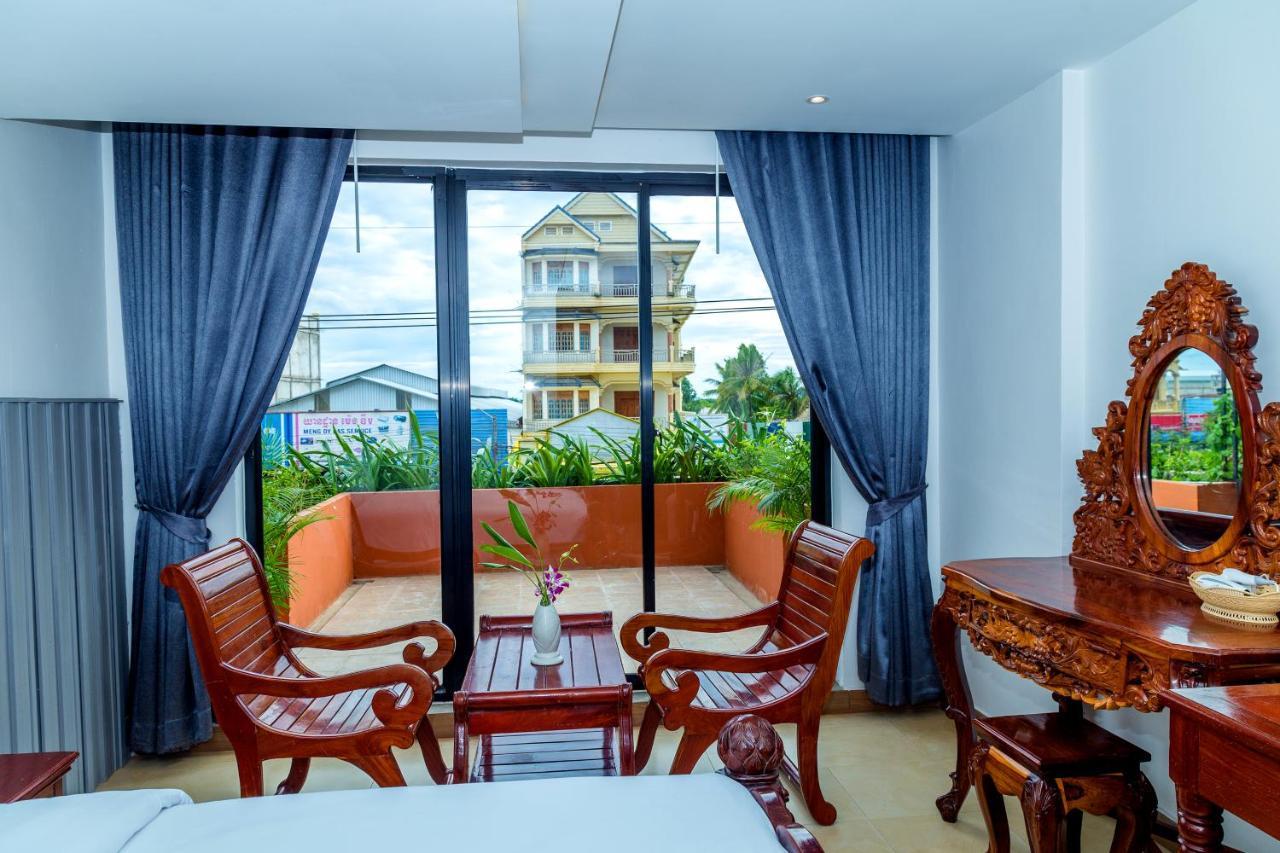Ly Heng Chhay Hotel, Krong Poi Pet, Cambodia - Booking.com