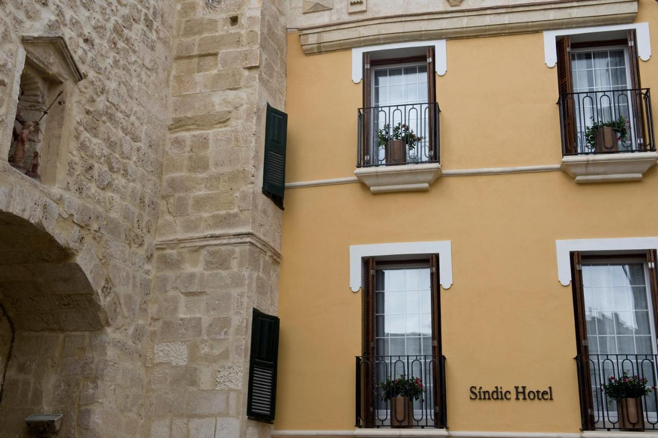 boutique hotels mahon  79