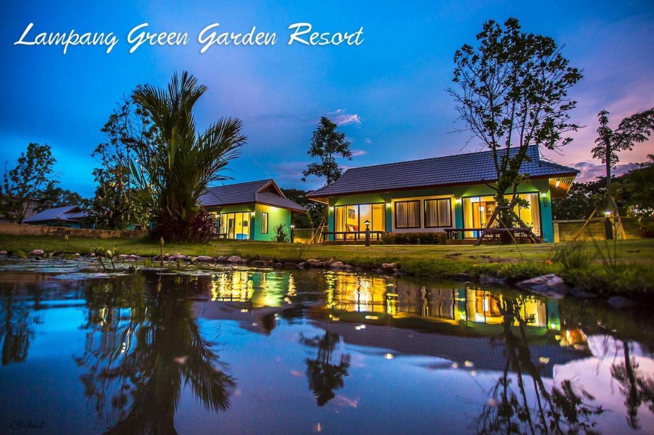 Resorts In Mae Tha Lampang Province