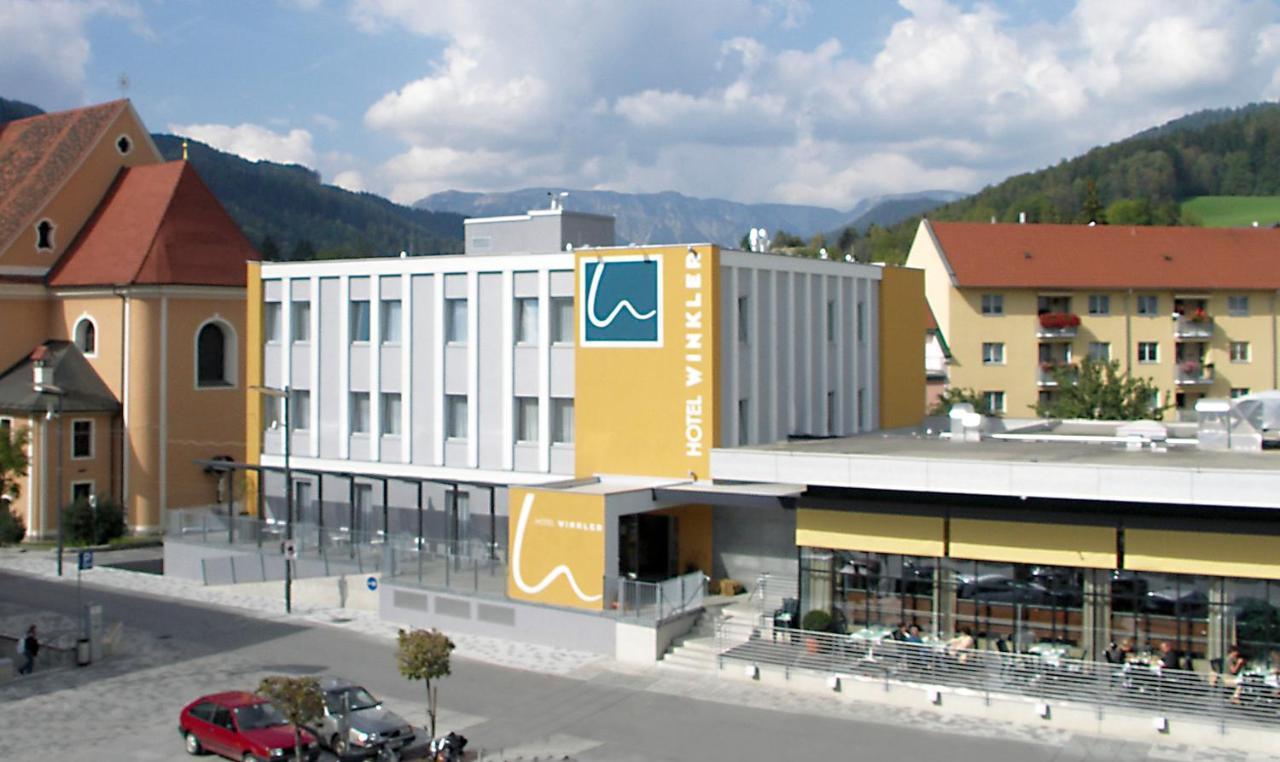 Hotel Restaurant Winkler (Österreich Mürzzuschlag) - Booking.com