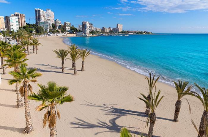 Casa En El Campo Del Golf De Playa De San Juan (Alicante ...