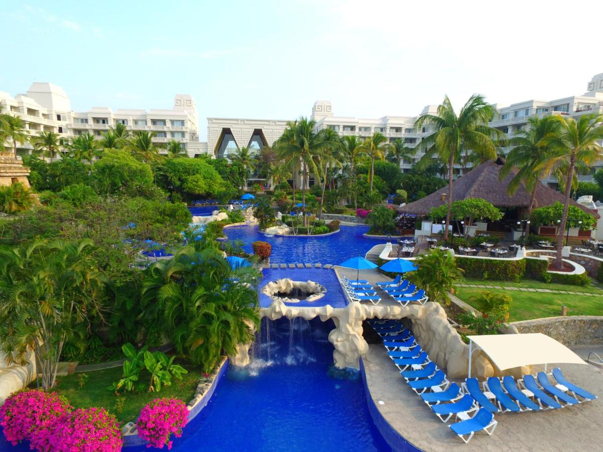 Resorts In Los Delgados Colima