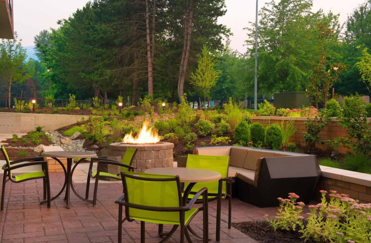 Hotel SpringHill Suites by Marriott Seattle Issaquah, WA - Booking.com