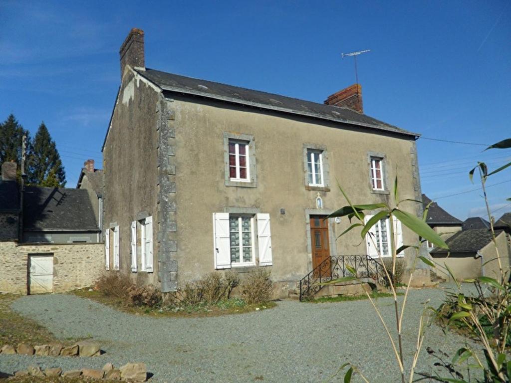 Bed And Breakfasts In Saint-georges-sur-erve Pays De La Loire