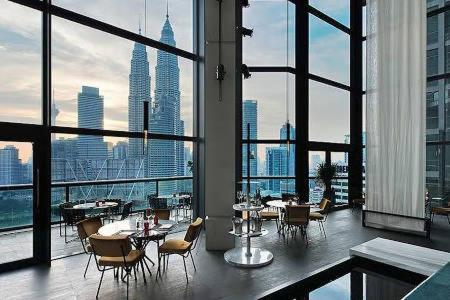 Exclusive The Troika Luxury Apartment Kuala Lumpur Malaysia Booking