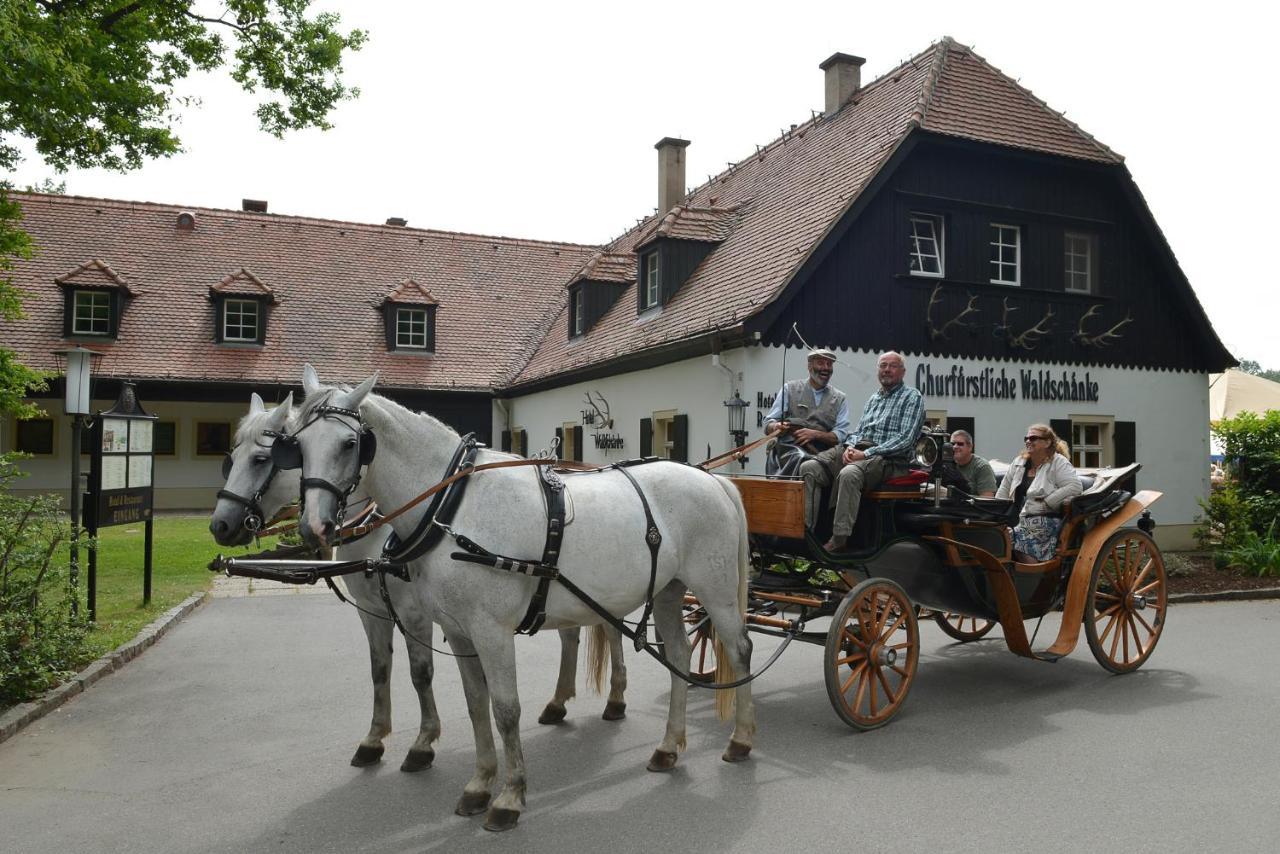 Hotel Churfuerstliche (Deutschland Moritzburg) - Booking.com