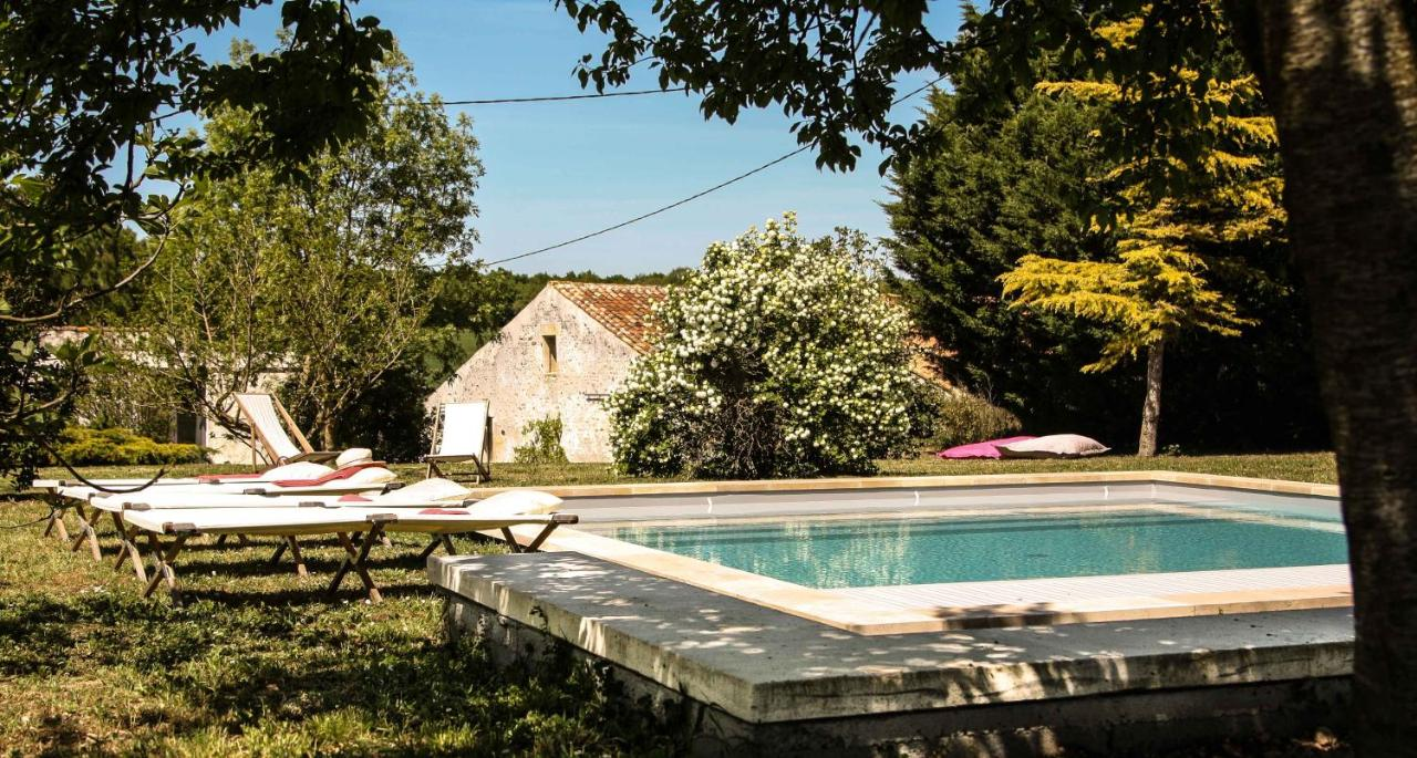 Guest Houses In Trizay Poitou-charentes