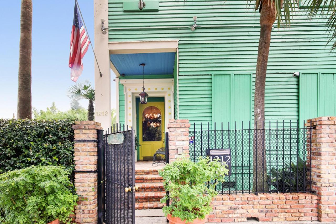Green door spa new orleans