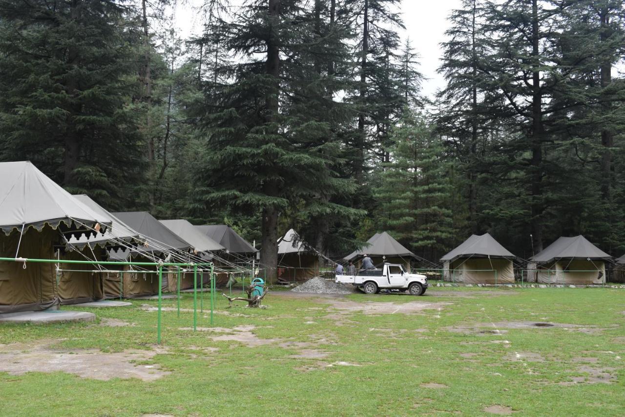 Kasol Camping Images