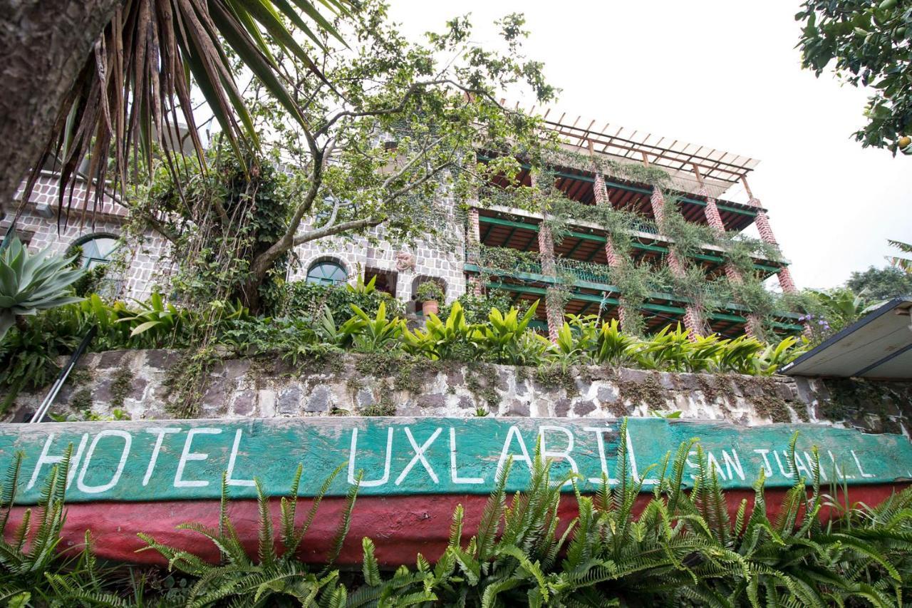 Eco Hotel Uxlabil Atitlan San Juan La Laguna Guatemala Booking Com