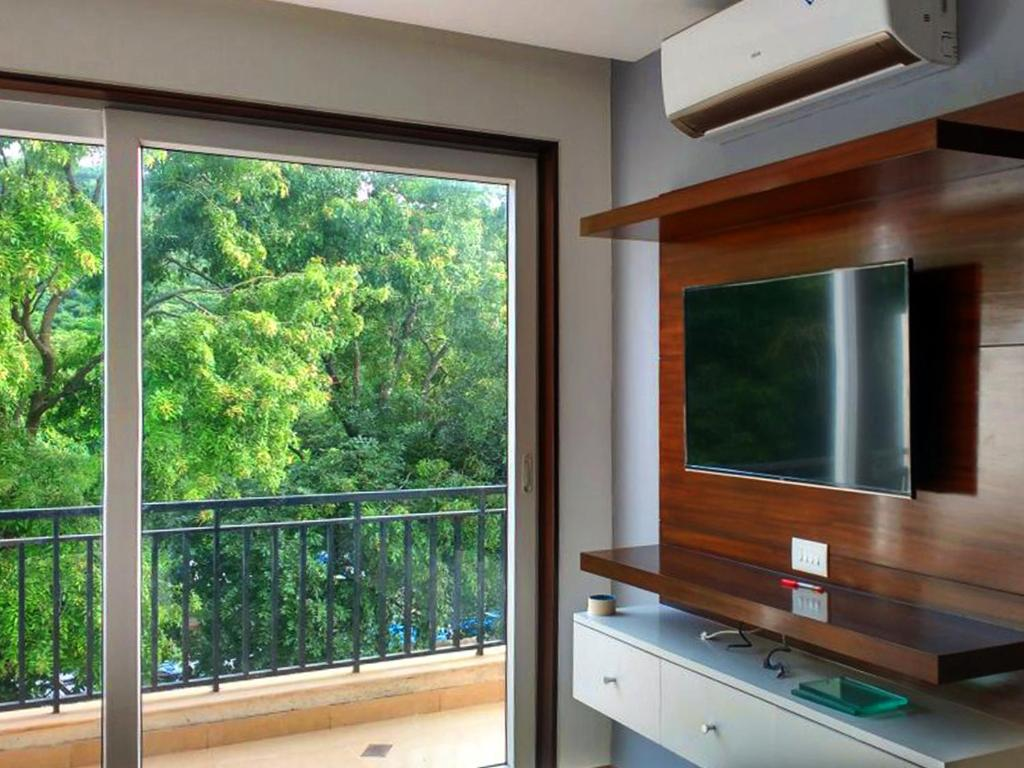 Modern 1 bhk apartment cunchelim india booking com