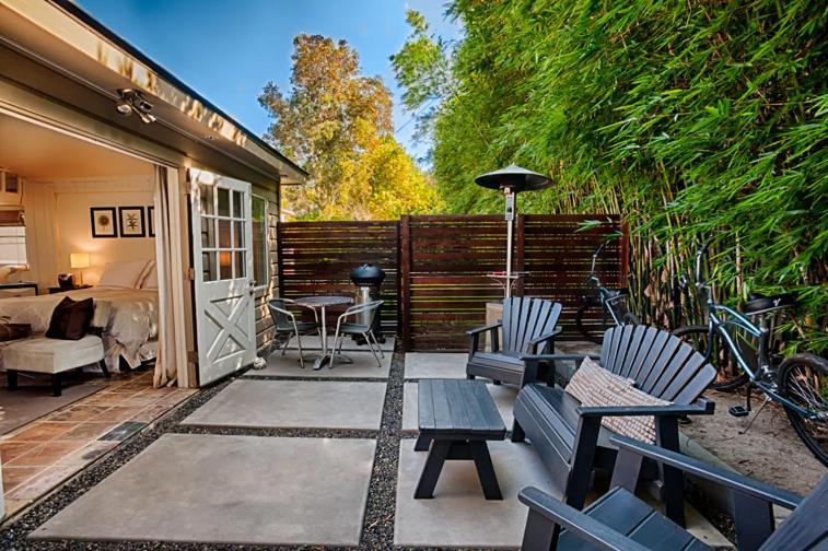 615 secluded windansea beach rental cottage studio cottage san