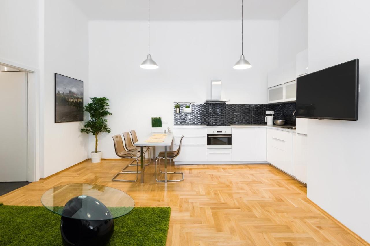 apartment jindrisska (tschechien prag) - booking
