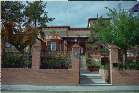 Casa de hóspedes Gran Hostal El Chiscón (Espanha Colmenar ...