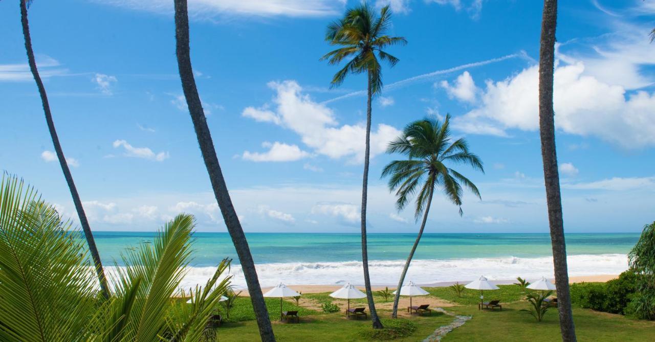 Отель с собственным пляжем на Шри-Ланке