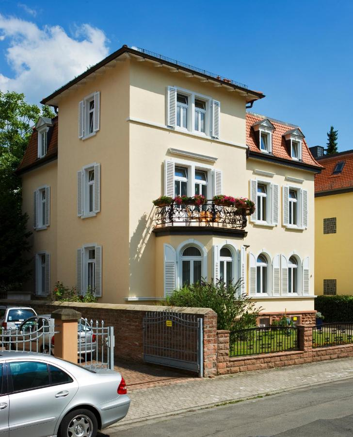 Hotel pension berger heidelberg germany booking com