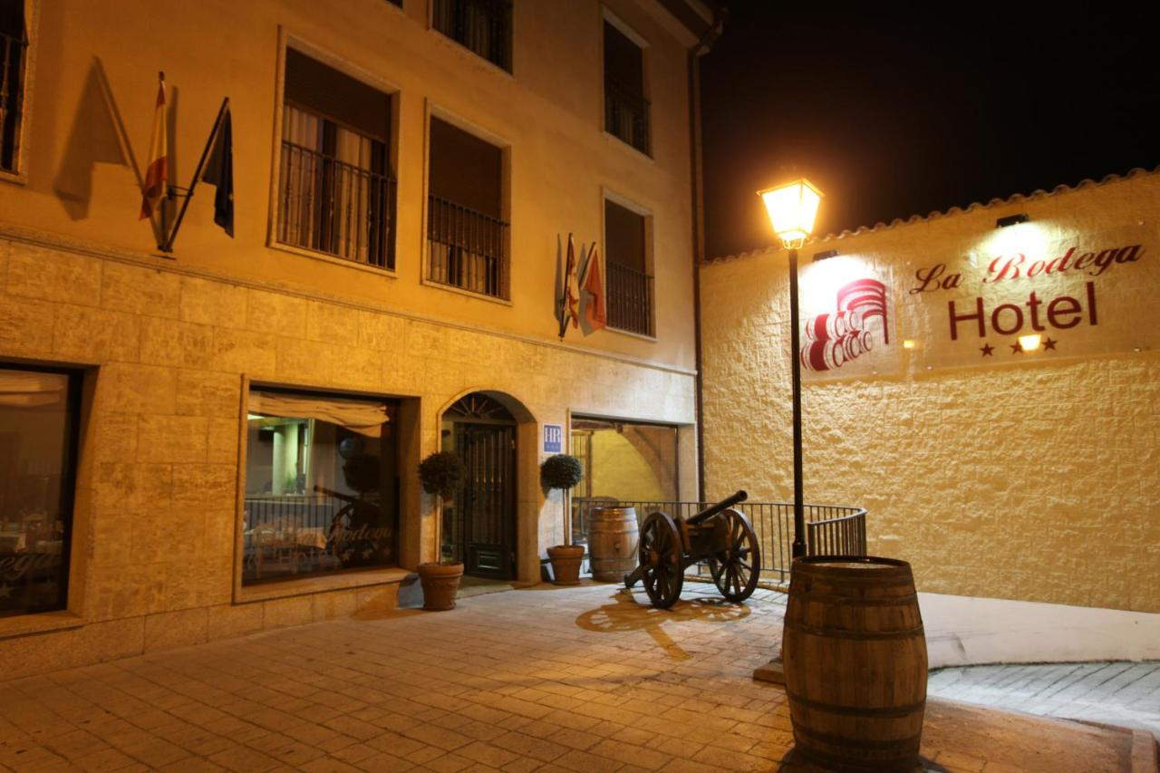 Hotels In El Bodón Castile And Leon